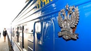 Транссибирский экспресс «Золотой Орел»(Самое захватывающее железнодорожное путешествие. Транссибирская магистраль -- самая длинная железная..., 2013-08-30T08:23:23.000Z)