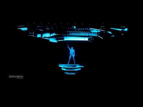 EPAM Multimedia Show | Yeroheen Show Production | Interactive Dance