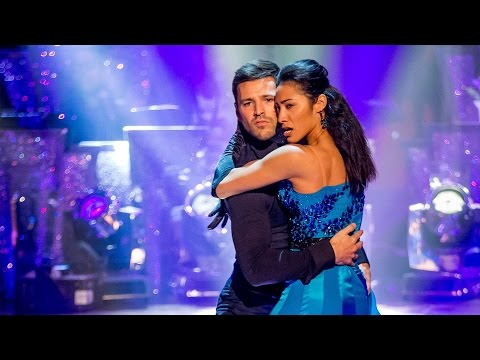 Mark Wright & Karen Hauer Tango to 'Love Runs Out'- Strictly Come Dancing: 2014 - BBC One