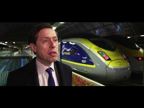 Eurostar Opens Gateway to Europe with Launch of New London-Amsterdam Service