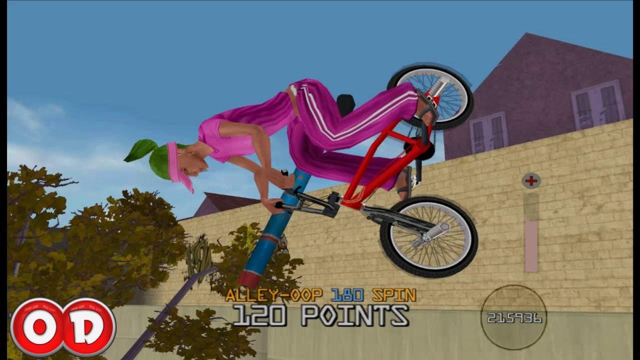Bmx xxx bike parts