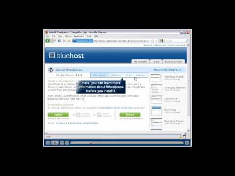 How To use phpBB with Amazing Blue Host