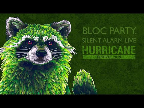 Bloc Party performs Silent Alarm Live at Hurricane Festival 2019 Mp3
