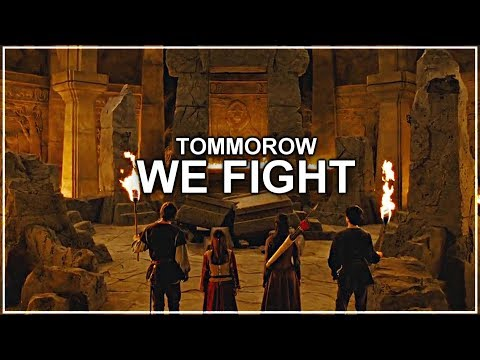 The Chronicles of Narnia || tomorrow we fight