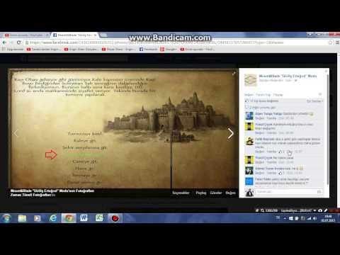 Mount And Blade Warband Diriliş Ertugrul Mod  Tanıtım Videosu