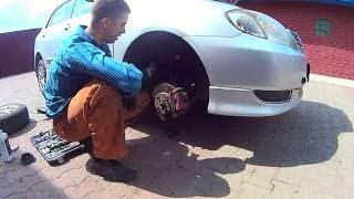Almashtirish ushbu oshirish ( shok absorber ) uchun Toyota Corolla