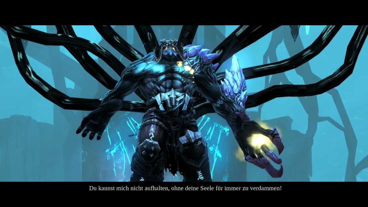 Let's Play Darksiders 2 #050 - Ende: Absalom (Avatar des ...