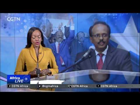 African Union congratulates Somalia's new President Farmajo