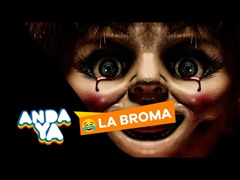 LA BROMA DE ANDA YA: San Bernardino y las películas de miedo de la niña