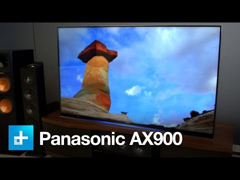 Panasonic TC-AX900 UHD TV - Review