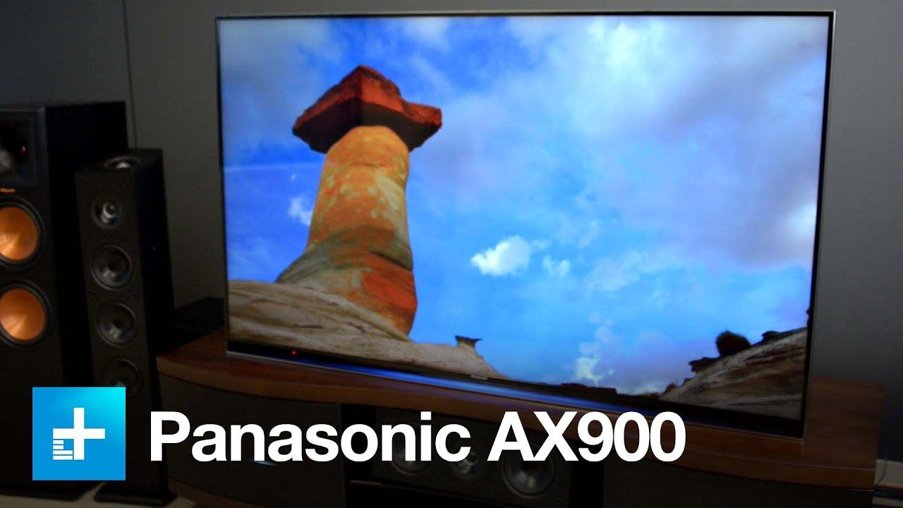 Panasonic TC-AX900 UHD TV - Review