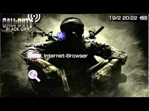 Computer game: download call of duty ppsspp.