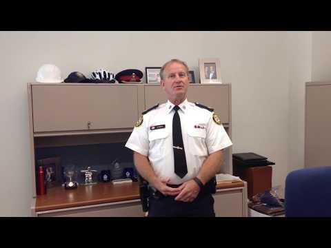 Superintendent Scott Gilbert Endorses the 2017 Toronto Carnival Run