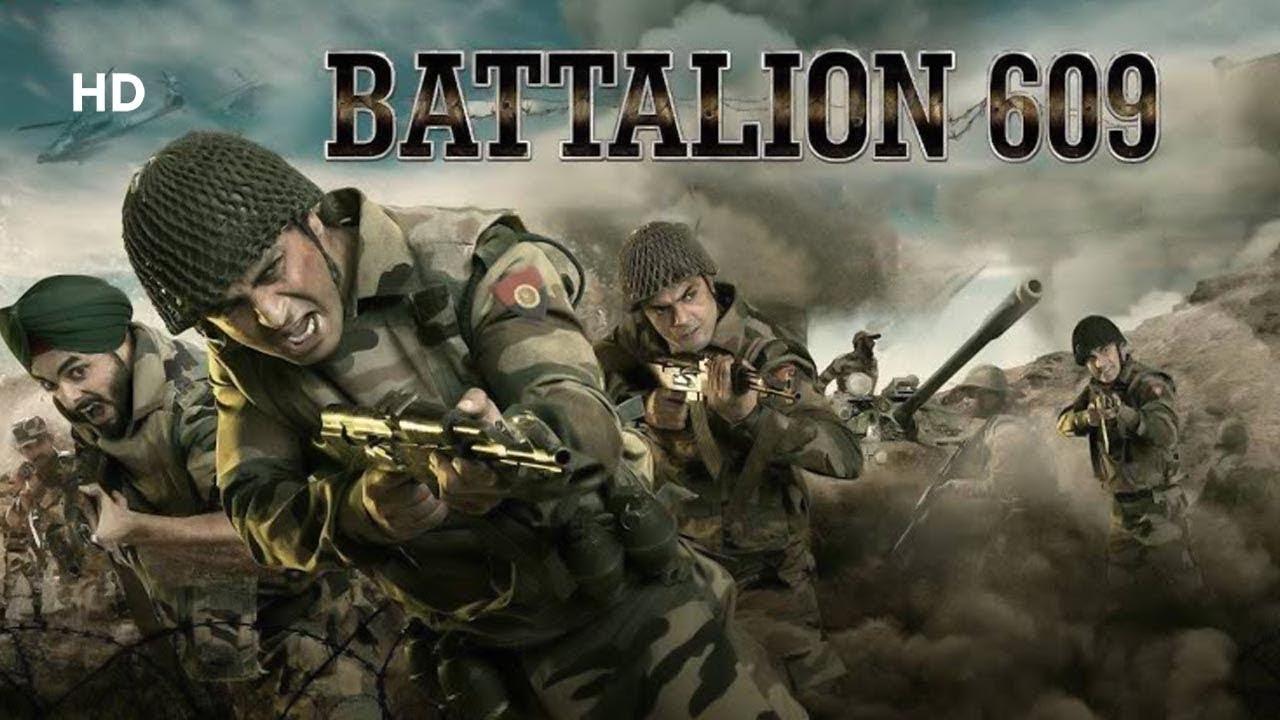 Download Battalion 609 (HD)   Shoaib Ibrahim   Shrikant Kamat   Vicky Ahija   Bollywood Action Movie