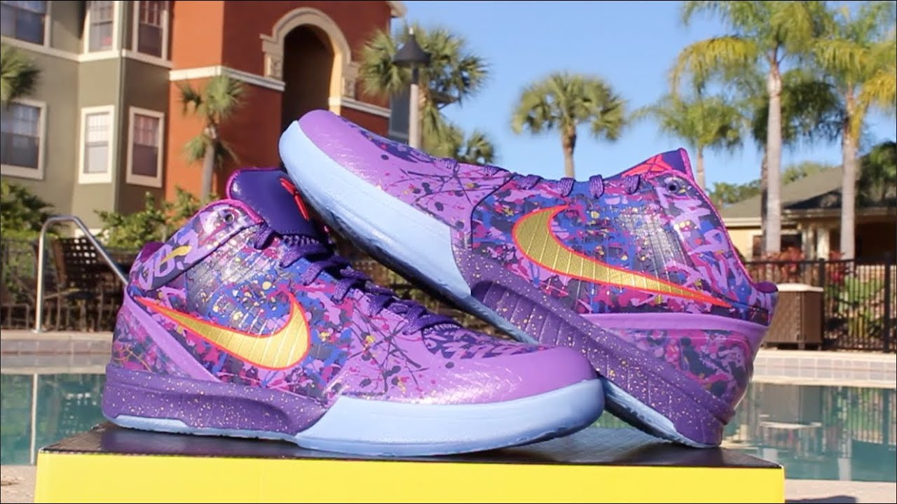 low cost b1faf f3567 Nike Zoom Kobe 4 Prelude Review