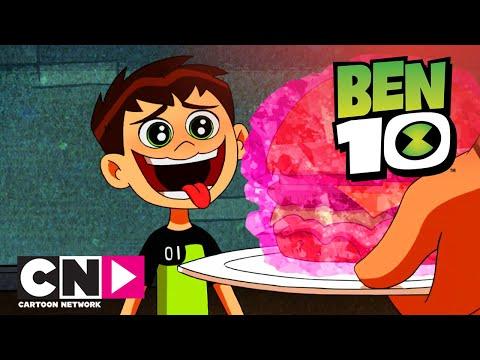 Ben 10 | Burgerul dubios | Cartoon Network