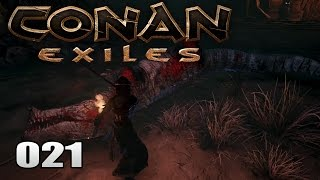 CONAN EXILES [021] [Die Mutter der Krokodile] [Multiplayer] [Deutsch German] thumbnail
