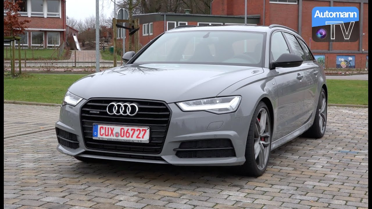 2016 audi a6 3 0 tdi competition 346hp drive sound 60fps youtube. Black Bedroom Furniture Sets. Home Design Ideas