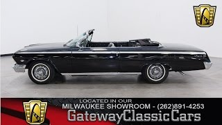 1962 Chevrolet Impala SS Convertible Now Featured in our Milwaukee Showroom #173-MWK
