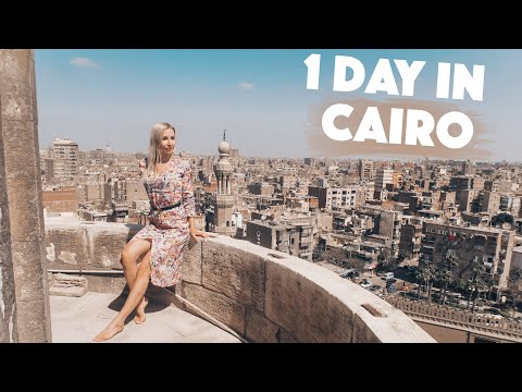 1 day in a crazy city | Cairo, Egypt