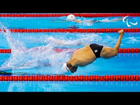 Swimming   Men's 50m Breaststroke SB2 final   Rio 2016 Paralympic Games