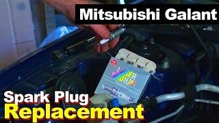 2009 Mitsubishi Galant Spark Plug Replacement(The OE recommended replacements are NGK laser iridium and here is a link to them at Amazon.com: ..., 2014-03-28T15:00:08.000Z)