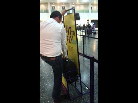Hand Luggage FAIL