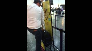 Hand Luggage FAIL