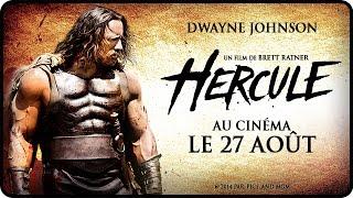 HERCULE avec Dwayne The Rock Johnson - Bande Annonce Officielle VF
