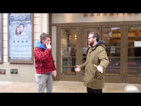 Kevin and Jimmy's Guide to New York City: Broadway