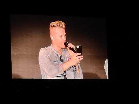 Repeat Nicky Byrne Part 2 - Westlife Live In Manila 2019 Day