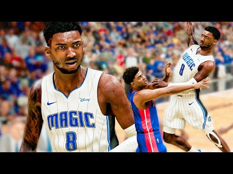 Markus FIRST NBA Game with Orlando! Signs Rookie Shoe Deal! NBA 2K21 Next Gen MyCAREER Ep #15 |