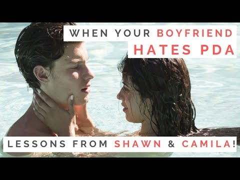 LESSONS FROM SHAWN MENDES & CAMILA CABELLO: Why Guys Hates PDA & Hide Your Relationship  | Shallon