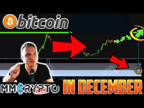 Bitcoin LIFT OFF In December!!? Two MORE Month SIDEWAYS PRICE For Bitcoin!!??