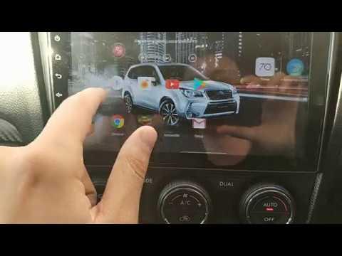 Отзывы. Автомагнитола 31362 Subaru Forester головное устройство.