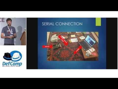 DefCamp 2016 - DVB-T HACKING