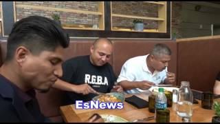 Mikey Garcia On Fighting Adrien Broner - EsNews Boxing