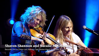 Sharon Shannon & Natalie MacMaster live at Celtic Colours International Festival 2014