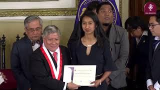 Tema: Día de la Medicina Peruana