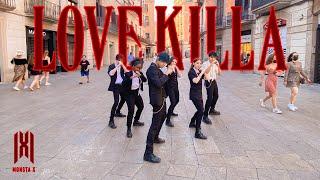 [KPOP IN PUBLIC] | MONSTA X (몬스타엑스) - Love Killa Dance Cover…
