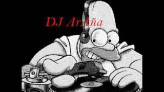 electro house diciembre 2008 dj araña