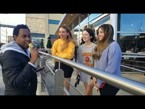 RUFTA TV- New Eritrean Street Interview Do People in USA Know Eritrea