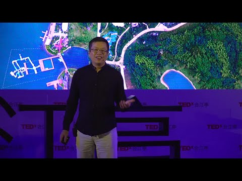The City of Dreams | LiPing Luo | TEDxHejiangting