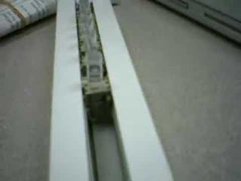 How To Replace Vertical Blind Master Wand Control Gear