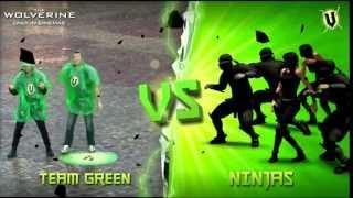 V Tokyo Fury Live - Team Green