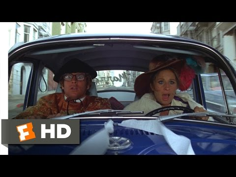 What's Up, Doc? (1972) - First Time Driving Scene (8/10) | Movieclips