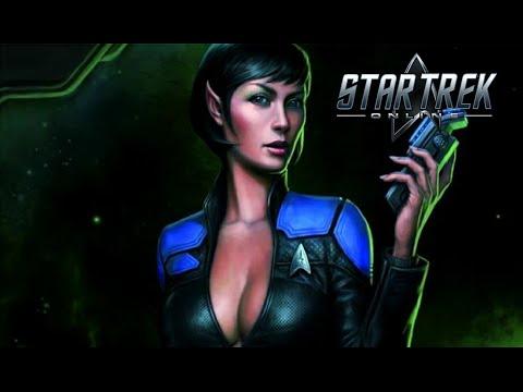 Star Trek: Online - Part 1 (Female Vulcan)