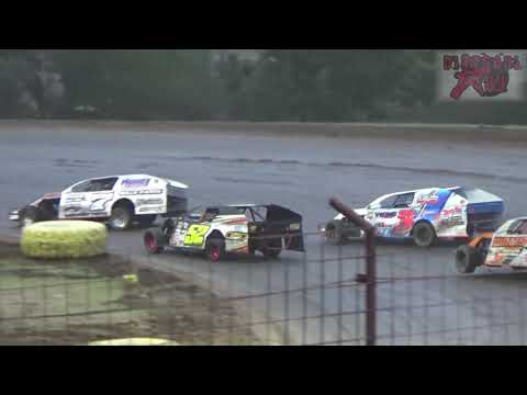 Salina Speedway - 9-30-18 - Mid America Clash 6 - A Mod A Feature