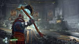 God of War 4 прохождение . 14 часть (Игра 2018 PS4)