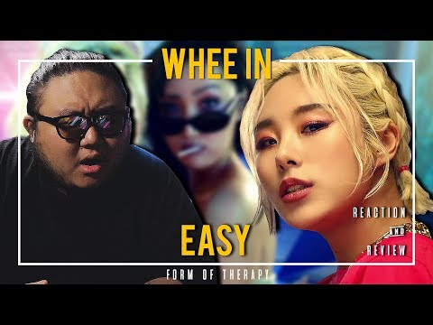 """Producer Reacts to Whee In """"Easy"""""""